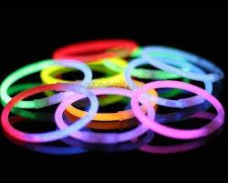 online shop free shipping 200pcs halloween glow sticks favors neon
