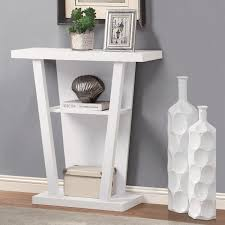 10 white console tables for the hallways rilane