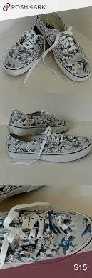 light gray vans womens vans women s sneakers flower designs van shoes and shoes sneakers