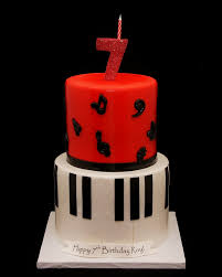 piano music note cake cake in cup ny