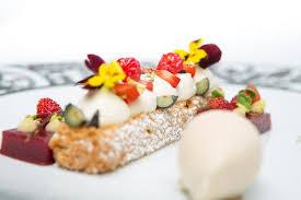 photo plat cuisine gastronomique plat gastronomique picture of le jardin des alpes villars sur