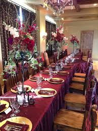 100 best gold burgundy table decorations images on