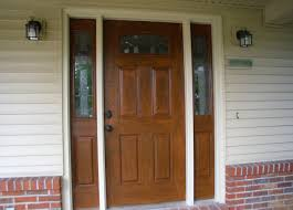 Patio Doors With Venting Sidelites by Door Wood Storm Doors Stunning Front Door With Screen Built A