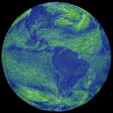 this real time global wind map will completely devour your weekend