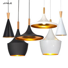 Western Pendant Lighting Led Simple Creative Avize Aluminium Pendant Lights Nordic Retro