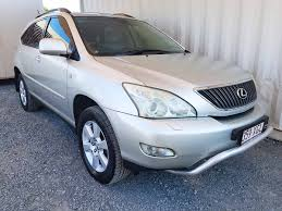 lexus rx 2004 automatic luxury 4x4 suv lexus rx330 2004 silver used vehicle sales