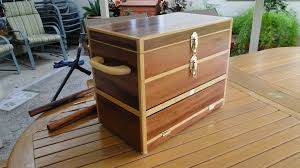 Wood Box Plans Free by Pdf Diy Wood Fishing Tackle Box Plans Download Wooden Garage Shelf