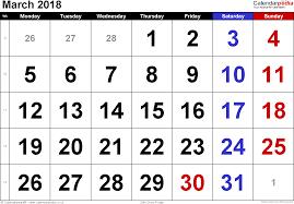 printable calendar generator october 2018 printable calendar pdf hayit elcuervoazul com