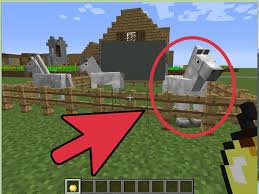 How To Build A Horse Barn In Minecraft How To Breed Horses In Minecraft 5 Steps With Pictures