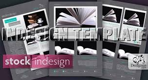 10 free indesign templates