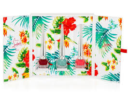 christian louboutin releases new nail collections hawaii kawai