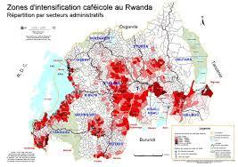 Map Of Rwanda Rwanda Is Here