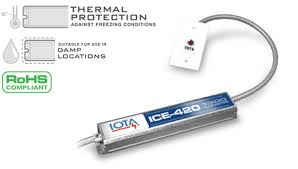 Cold Weather Fluorescent Light Fixtures by Iota Ice 420 Em A Cold Weather Emergency Ballast For 4 Pin Compact