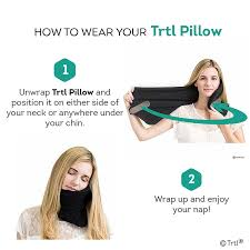 amazon black friday travel amazon com trtl pillow scientifically proven super soft neck