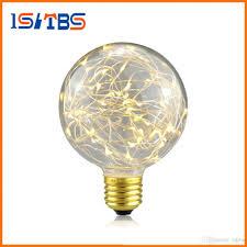 best retro edison fairy light led string bulb g95 e27 110v 220v