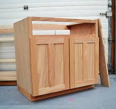 how to build base cabinets out of plywood kitchen cabinet sink base 36 overlay frame white