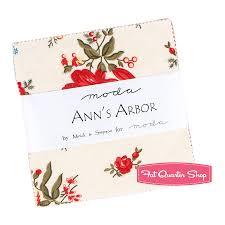 ann u0027s arbor charm pack minick u0026 simpson for moda fabrics fat