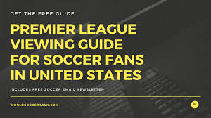 Nbc Sports Desk Nbc Sports In Talks To Offer Premier League Pass To Bars Across