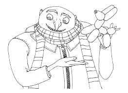 to print minion coloring pages from u201cdespicable me u201d for free