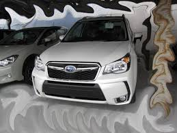 subaru forester grill spied 2014 subaru forester xt with 2 0l turbo shows its face in japan