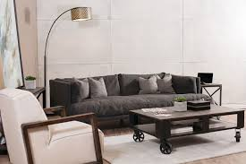 Oversized Couches Living Room Boulevard Luxe Oversized Sofa Mathis Brothers Furniture