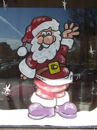 Thanksgiving Window Paintings Superior Graphics Professional Art Services By Mitchell Neto