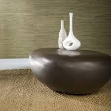 river stone coffee table river stone cocktail table bronze digs