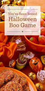 you u0027ve been booed halloween boo game hallmark ideas u0026 inspiration