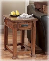 Oak End Tables Oak End Tables With Drawers Foter
