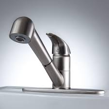 pull out spray kitchen faucets contemporary spray kitchen faucet signature hardware