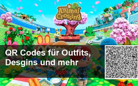 animal crossing new leaf qr code hairstyle qr codes for animal crossing new leaf outfits designs and