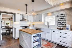 white shaker kitchen cabinets with white subway tile backsplash subway tile kitchen backsplash ultimate guide designing idea