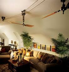 pulley driven ceiling fans one of our goals is to design and build an energy efficient home