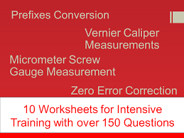 unit conversion between prefixes worksheets by will2share kam