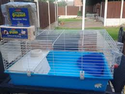 Large Bunny Cage Ferplast 100 Large Indoor Rabbit Cage Hutch St Helens