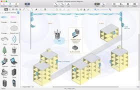 microsoft visio floor plan create a visio wireless network diagram conceptdraw helpdesk