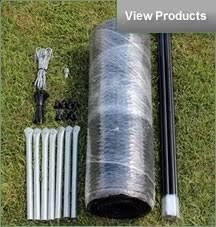 buy dog fencing complete kits for backyard dog fences