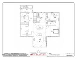 100 timber frame floor plans gallery of timber frame house