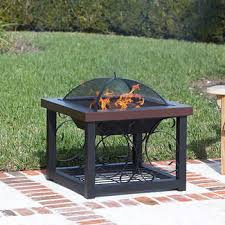 Fire Pit Grill Insert by Fire Pits U0026 Chat Sets Costco
