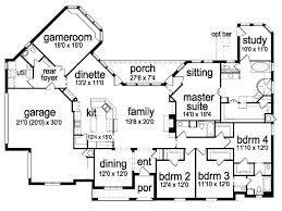 single story 5 bedroom house plans single story 5 bedroom house floor plans single story 6 bedroom