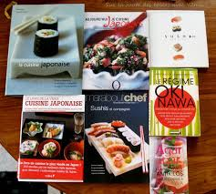 livre de cuisine japonaise mes livres de cuisine sur la route des épices avec vânia
