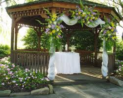 Outdoor Wedding Gazebo Decorating Ideas Outdoor Wedding Decoration Ideas Party Decoration Supplies