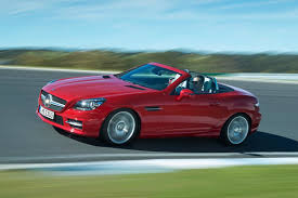 used mercedes convertible mercedes benz slk class 2011 review carsguide