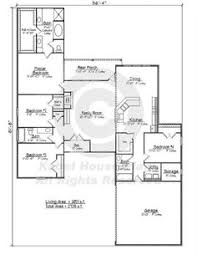 French Cottage Floor Plans European Style House Plan 2 Beds 2 Baths 1750 Sq Ft Plan 70 668