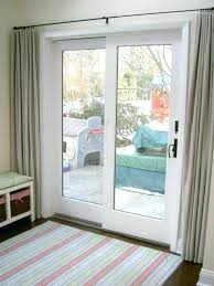 Drapes Sliding Patio Doors Curtains For Large Patio Doors Curtain Ideas For Patio
