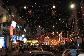 Cheap Christmas Decorations In Bangalore by 11 Best Places In India To Celebrate Christmas Tour My India