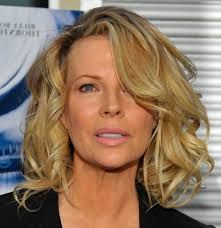 medium length hairstyles for thin curly hair long layered curly hairstyle
