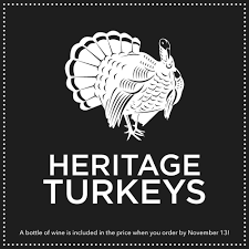 whole local heritage turkey for thanksgiving society fair