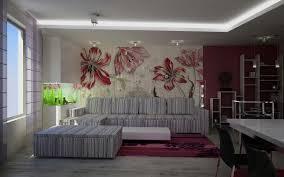 good profitable business custom inkjet wall murals for home