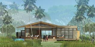 Polynesian Home Decor by Mahana Homes Hawaii Handcrafted Prefab Homes Kit Homes
